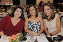 Bebel Ciasca, Veronica Veríssimo e Carolina Pontes