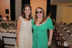 Carolina Pontes e Luiziane Cavalcante