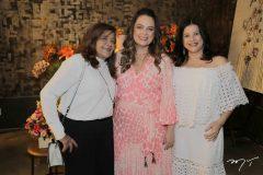 Clezia Araujo, Erika Girão e Luciana Lobo