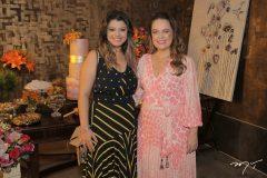 Edivania Weyne e Erika Girão