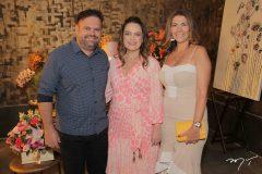 Enio Mourão, Erika Girão e-Adriana Grion