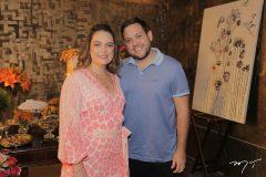 Erika e José Carlos Girão Filho