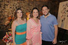 Erilan Girão, Erika Girão e José Carlos Girão Filho
