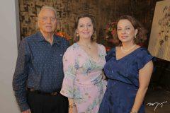 Jose Maria, Madeline Girão e Erilane Girão