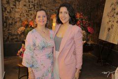 Madeline Girão e Lara Rovere