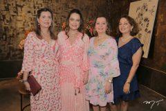 Marilane, Erika Girão, Madeline e Erilane Girão