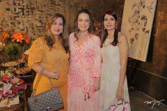 Martinha Assunção, Erika Girão e Lorena Pouchain