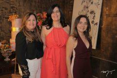 Naize Moreira, Inês Sobreira e Luíza Reis