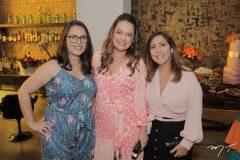 Natália Mourão, Erika Girão e Adriana Medeiros