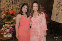 Paula Cruz e Erika Girão