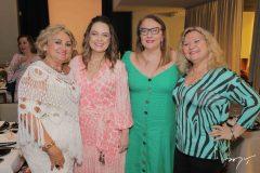Vera Costa, Erika Girão,  Luiziane Cavalcante e  Betinha Pessoa