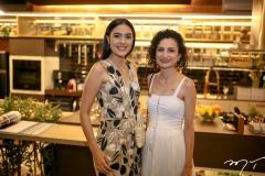 Izaira Queiroz e Carol Farias