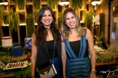 Manuela Cidrão e Sabrina Costa