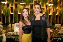 Renata Marinho e Karine Maia