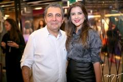 Roberto Dias e Adelina Feitosa