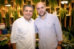 Roberto Dias e Bruno Valente