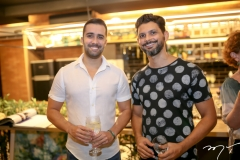 Rodrigo Oliveira e Erico Gondim