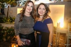 Adriana Bezerra e Luiza Reis