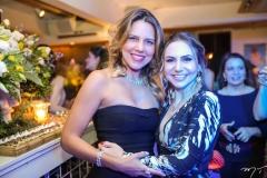 Ana Carolina Fontenele e Adriana Queiroz