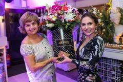Ana Flores e Adriana Queiroz