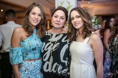 Daniela Eloy, Paula Frota e Marília Queiroz