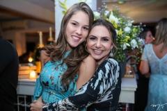 Daniela Eloy e Adriana Queiroz