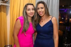 Flávia Aragão e Sônia Montenegro