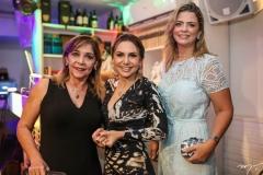 Inês Peixoto, Adriana Queiroz e Taís Pinto
