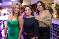 Letícia Studart, Ana Zélia Gadelha e Patrícia França