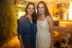 Manoela Bacelar e Marília Queiroz
