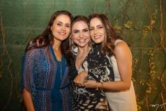 Manoela Bacelar, Adriana e Marília Queiroz