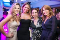 Mariana Marinho, Ana Carolina Fontenele, Adriana Queiroz e Maira Silva