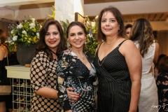 Martinha Assunção, Adriana Queiroz e Cláudia Gradvohl