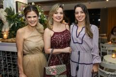 Niedja Bezerra, Daniela e Ticiana Barreira
