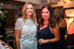 Tais Pinto e Maria Lúcia Negrão