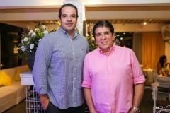 Thiago Holanda e Dito Machado