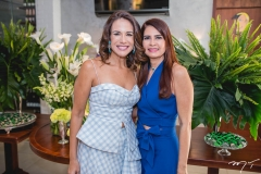 Ana Virginha Martins e Lorena Pouchain