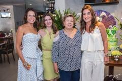 Ana Virginia Martins, Vivian Albuquerque, Gláucia Martins e Ana Vládia Barreira