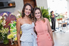 Ana Virginia Martins e Giedra Alfredo