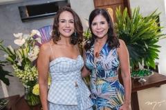 Ana Virginia Martins e Maria Lúcia Negrão