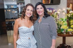 Ana Virginia e Natasha Martins