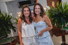 Ana Vládia Barreira e Ana Virginia Martins