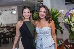 Andressa Gurgel e Ana Virginia Martins