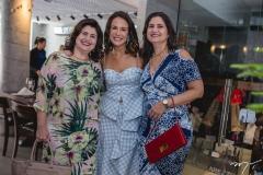 Bebel Ciasca, Ana Virginia Martins e Maria Helena Filgueiras