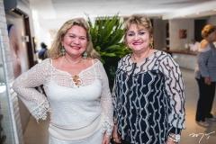 Beth Pessoa e Vera Costa