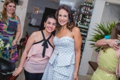 Danielle Juaçaba e Ana Virginia Martins