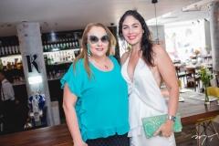 Luiziane Cavalcante e Izabela Fiuza