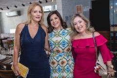 Márcia Peixoto, Luciana Lobo e Mônica Peixoto