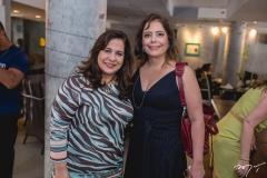 Martinha Assunção e Cláudia Gradvohl