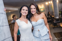 Neusa Rocha e Ana Virginia Martins